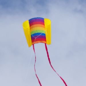 Latawiec BEACH KITE RAINBOW